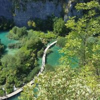 How to Survive the Crowds at Plitvice Lakes